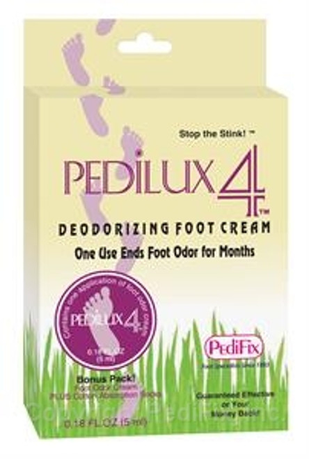 PediFix PediLux4 Deodorizing Foot Cream