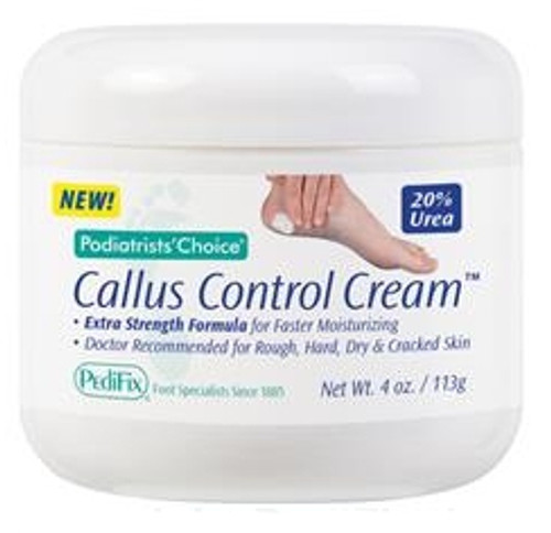 PediFix Podiatrists' Choice Callus Control Cream
