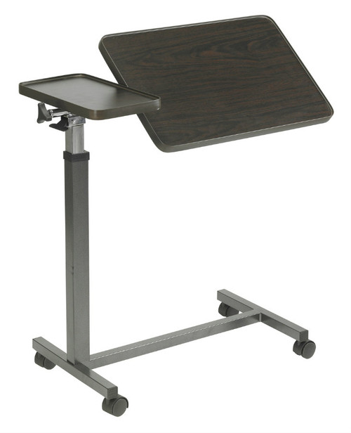 Drive Multi-Purpose Tilt-Top Split Overbed Table