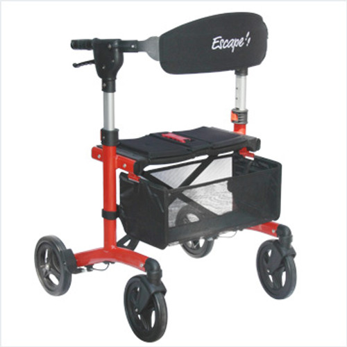 Triumph Escape 4-Wheeled Rollator Walker