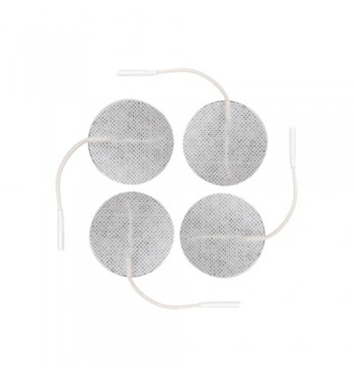 Essential Replacement Self Adhesive Electrodes, 4 Pack