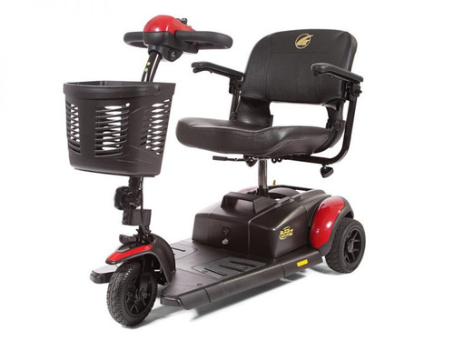Golden Buzzaround LT 3-Wheeled Scooter - Main
