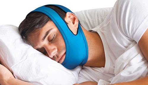 Anti-Snore Chin Strap