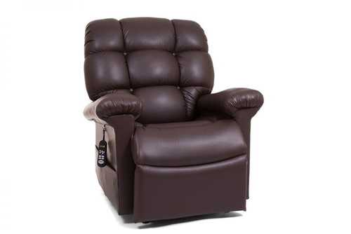 Golden Cloud Small/Medium Lift Chair - Coffee Bean