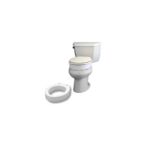 Nova Elongated Raised Toilet Seat - Main