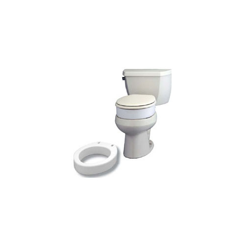 Nova Standard Bolt On Raised Toilet Seat - Main