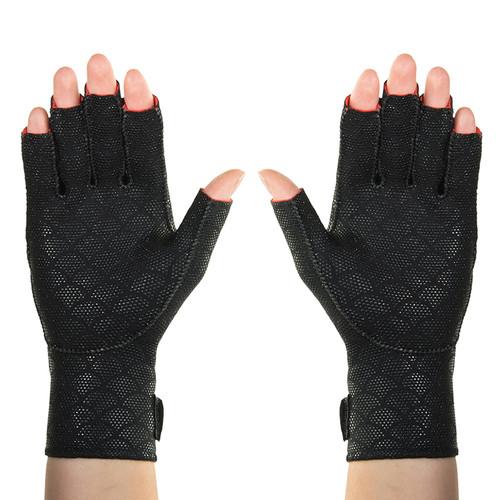 Thermoskin Premium Arthritis Gloves - Black - Pair