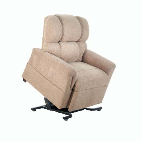 Golden Medium Extra Wide Power Lift Recliner - Image2