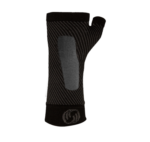OrthoSleeve Wrist Compression Sleeve - Black-MainImage