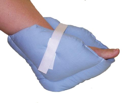 Essential Medical Fiber Filled Heel Protectors - MainImage