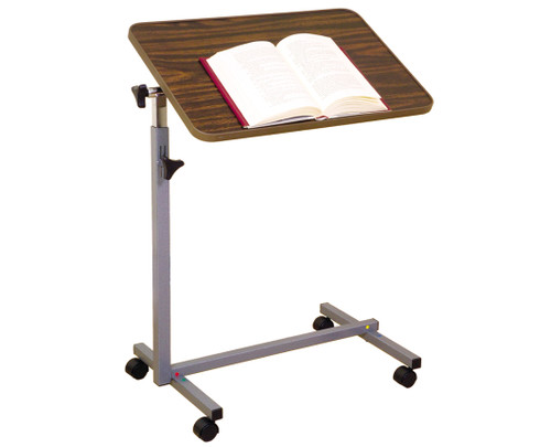 Essential Medical Tilt Top Overbed Table - MainImage