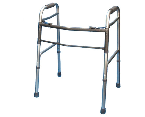 Essential Medical Endurance HD Extra Wide Folding Walker - MainImage