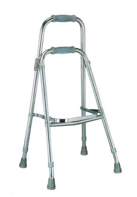 Essential Medical Pyramid Cane/Walker (Hemi Walker) - MainImage