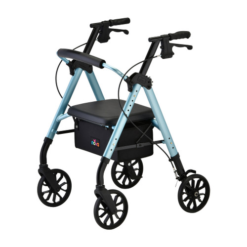 Nova New Star 8 Rollator - Diamond Blue - Main Image