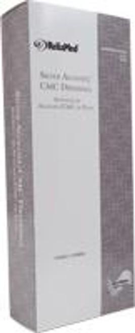 "ReliaMed Silver Alginate/CMC Dressings, 18"" Ribbons, Sterile, 10/Box"