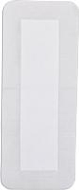 """ReliaMed Bordered Gauze, 4"""" x 10"""", Sterile, 25/Box"""