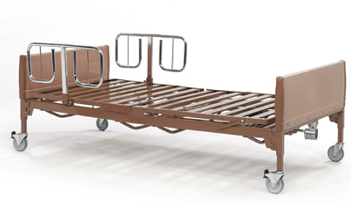 Heavy-duty Half-length Bed Rails of ACG Medical Supply in Rowlett, TX