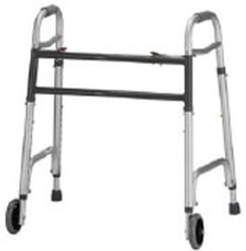 Check Heavy-duty Walker with Wheels at ACG Medical Supply in Rowlett, TX