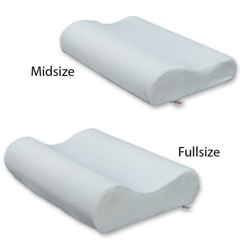 Core Memory Foam Cervical Pillow - Midsize