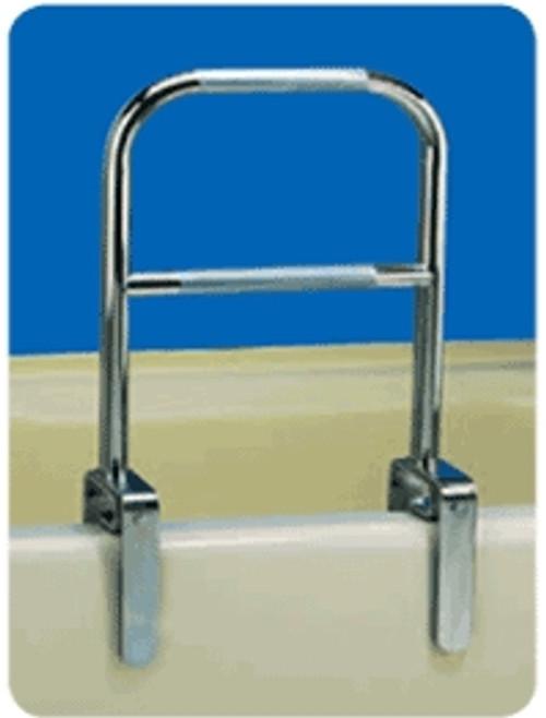 Double Bath Chrome Tub Rail of ACG Medical Supply