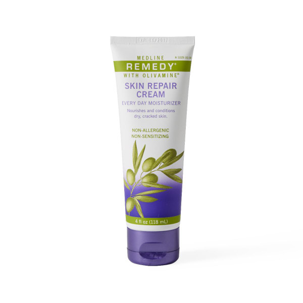 Medline Remedy Olivamine Skin Repair Cream - 4 oz