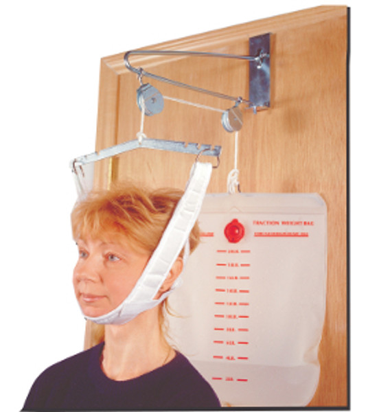 Drive Overdoor Home Cervical Neck Traction Kit