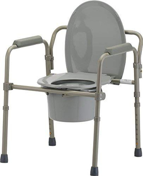 Nova Fiolding Commode Chair Retail Pack - Main