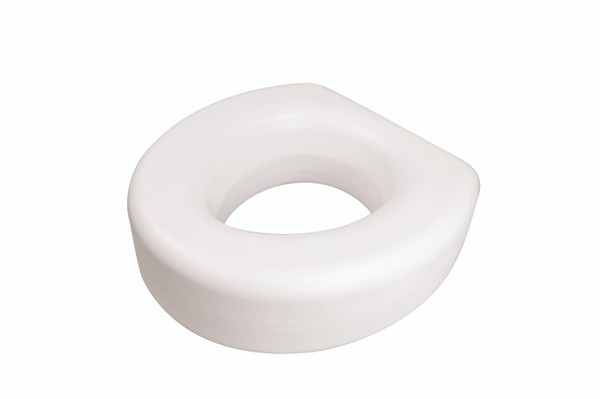 Essential Medical Molded Raised Toilet Seat - MainImage