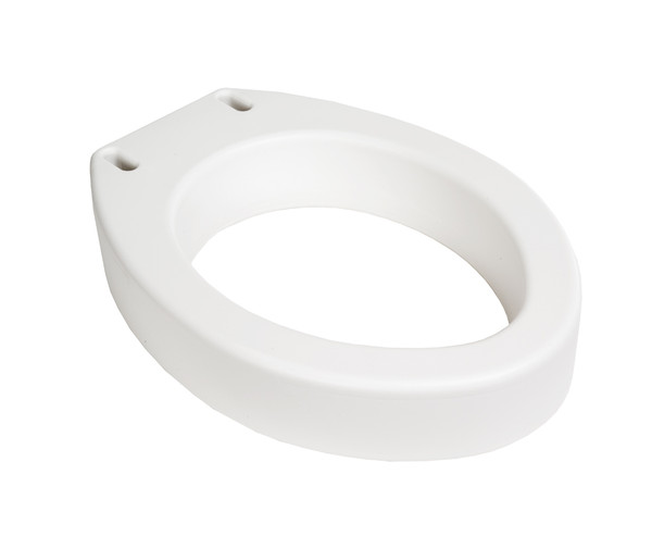 Essential Medical Toilet Seat Riser for Elongated Size Bowl - MainImage