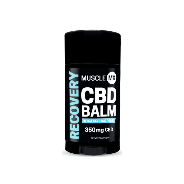Recovery CBD Cooling Relief Balm - MainImage