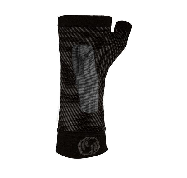 OrthoSleeve Wrist Compression Sleeve - Black-MainImage