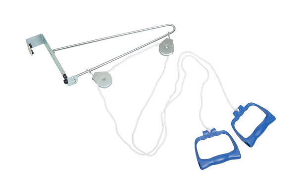 Essential Medical Overdoor Exercise Pulley Set - MainImage
