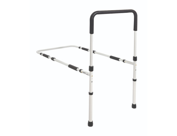 Essential Medical Deluxe Hand Bed Rail with Floor Support - Standard - MainImage