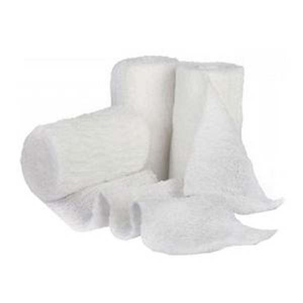 "AMD Medicom Gauze Bandage Roll, 4.5"" x 4.1yd, 6-Ply, Distech, Sterile, White"