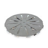 Stainless Steel Floor Drain Cover - Small Size - Adjustable