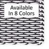 """Cape Cod Doormat Wave Pattern 16"""" x 26"""" Cottage Size"""