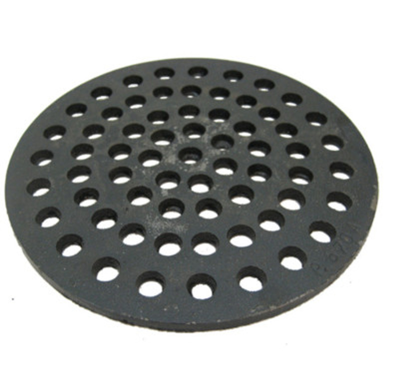 """7 3/4"""" Cast Iron Grate Floor Drain Cover - Hard To Find Items"""