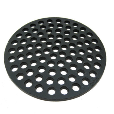"6 7/8"" Cast Iron Grate Floor Drain Cover"