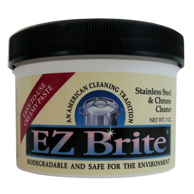 EZ Brite Stainless Steel Cookware Cleaner (paste)