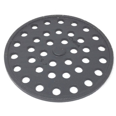 "6 3/4"" Cast Iron Grate Floor Drain Cover"