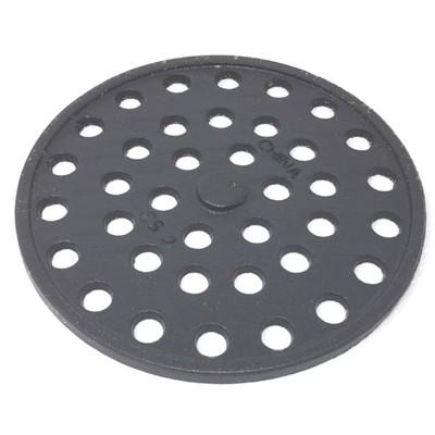"""6 3/4"""" Cast Iron Grate Floor Drain Cover"""
