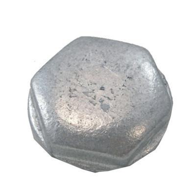 """Aluminum Nut 1"""""""