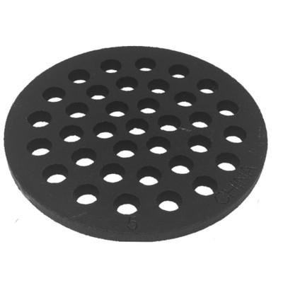 """5"""" Cast Iron Grate Floor Drain Cover"""