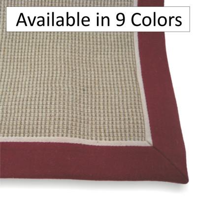 "Tahiti Mat Pattern Border 36"" x 48"" (8 different colors)"