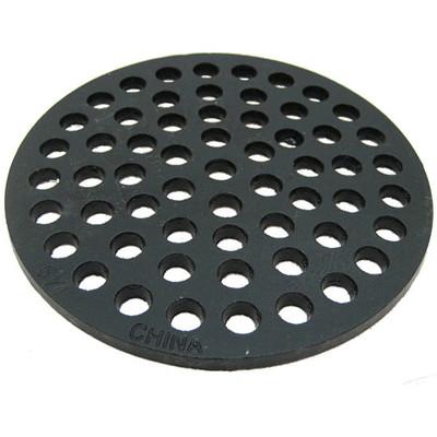 """6 1/4"""" Cast Iron Grate Floor Drain Cover"""