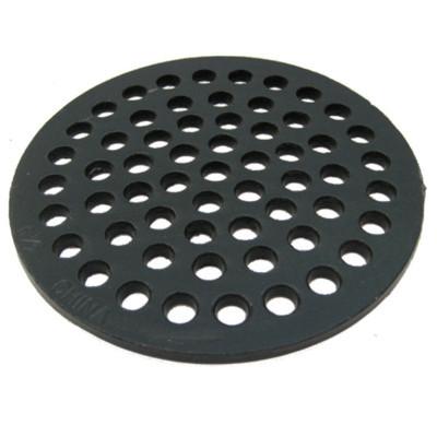 """6 1/2"""" Cast Iron Grate Floor Drain Cover"""