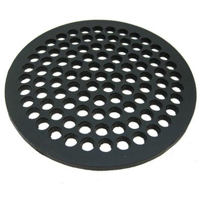 """8"""" Cast Iron Grate Floor Drain Cover"""