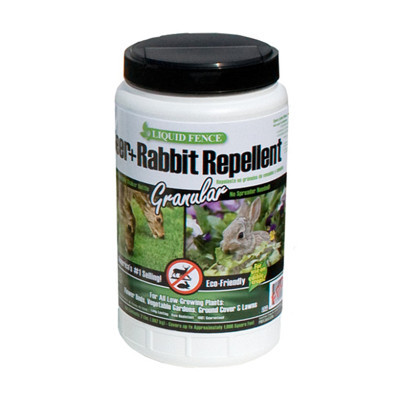Liquid Fence Granular Repellent 2lb