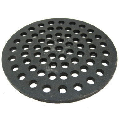 "7 3/4"" Cast Iron Grate Floor Drain Cover"