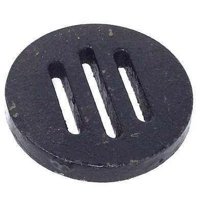 """3"""" Cast Iron Bar Strainer - Round"""